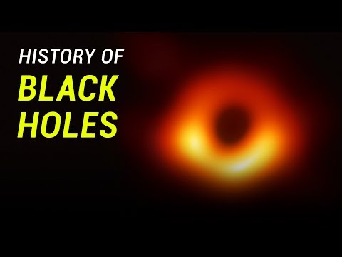 History of Black Holes