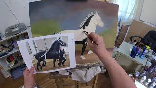 Oil Painting - Basic Layer Part 8