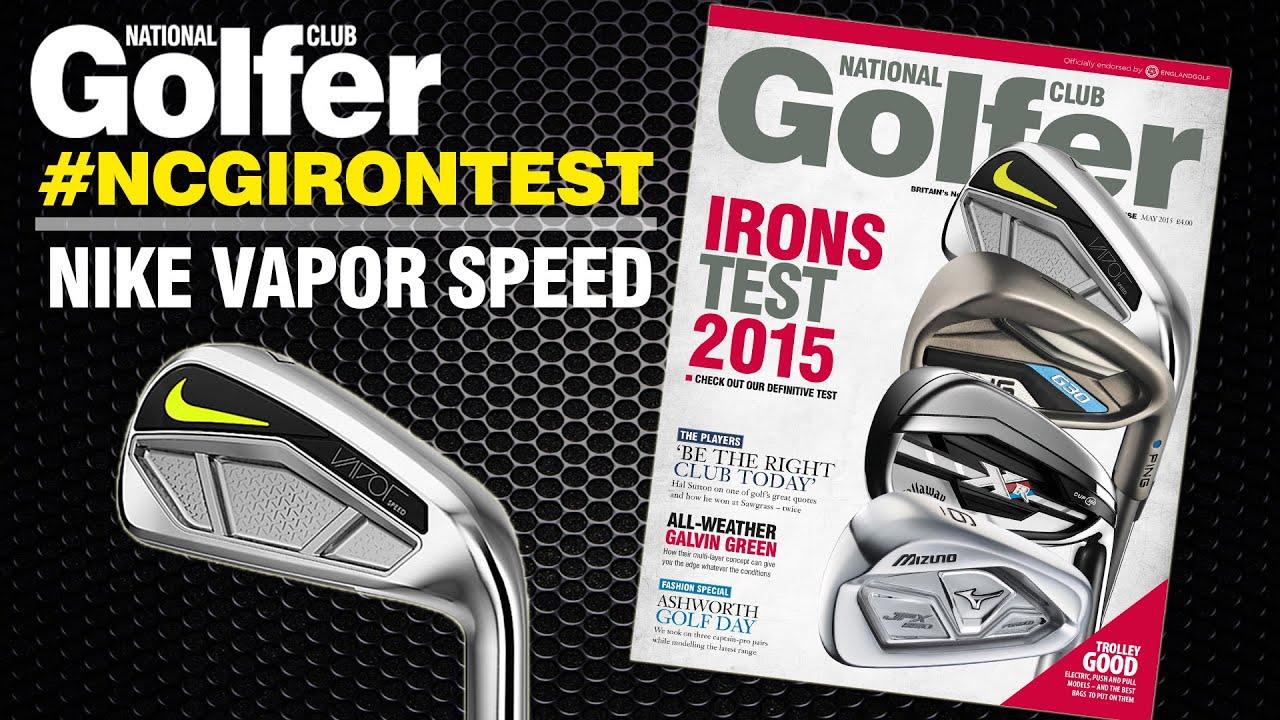 Nike Vapor Speed Irons Review