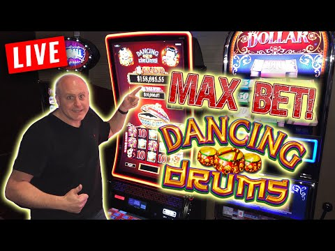 $88 MAX BET 🥁LIVE PLAY 🥁HUGE Jackpots from Las Vegas 💸- The Big Jackpot - 동영상