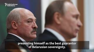 Lukashenka, Moscow, And The Streets Of Minsk
