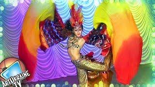 STUNNING Belly Dance Show (Finale Juvenals Valeria Karnysh)