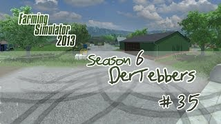 Farming Simulator 2013 - S6e35 - Parking Disasters