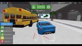 geting a sport car in CAR CRUSHER 2 (ROBLOX)