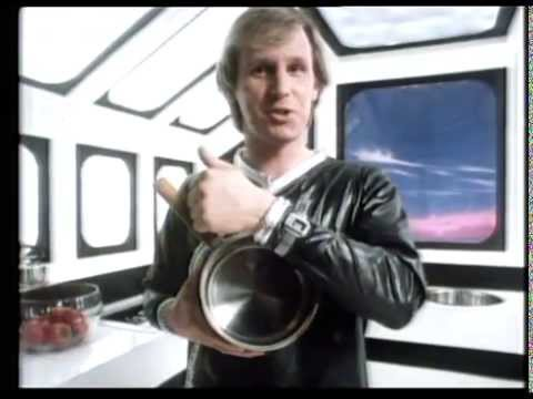 1983 - Prestige advert with Peter Davison