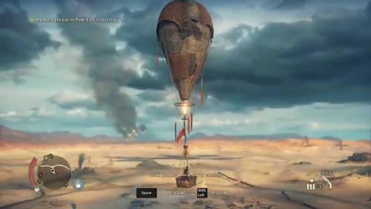 Mad Max How To Vantage Outpost Refueling Bugglitch Fix Youtube