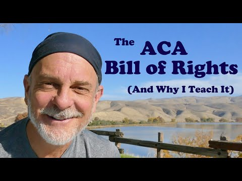 Adult Children of Alcoholics: The ACA Bill of Rights (And Why I Teach It)