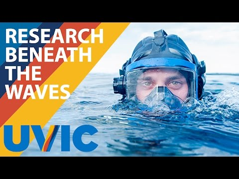 Taking research beneath the waves