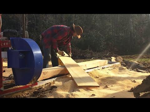 Band Sawmill Wood Mizer Lt40hd For Sale Doovi