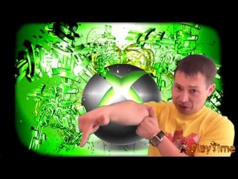 Смешной обзор на Xbox 360 Slim и E