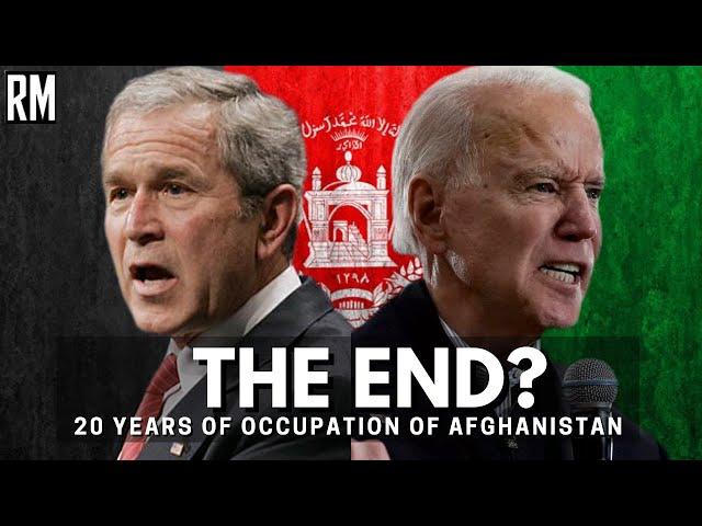 The End? Last US Troops Leave Afghanistan