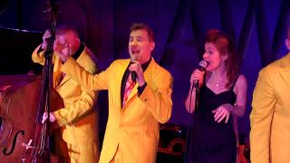 The Jive Aces Live at the HIdeaway - Just A Gigolo/I Ain't Got Nobody (Louis Prima cover)