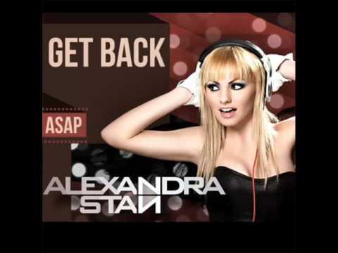 Get Back - Alexandra Stan [ASAP] (Remix) Dj Derkommissar &  Dj Daniel Verdun (Mixer Zone 56).wmv