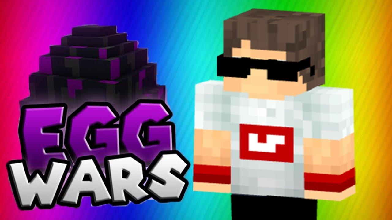EggWars – გადამწყვეტი ნახტომი (Minecraft ქართულად)