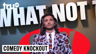 Comedy Knockout - What Not to Say on Memorial Day | truTV