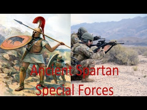 Crypteia (Ancient Spartan Special Forces)