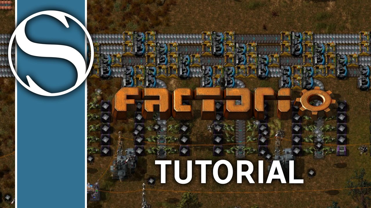 HOW TO ACTUALLY USE A MAIN BUS PROPERLY - The Priority Splitter 2 -  Factorio Tutorial
