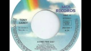 Tony Carey - A Fine, Fine Day (1984)