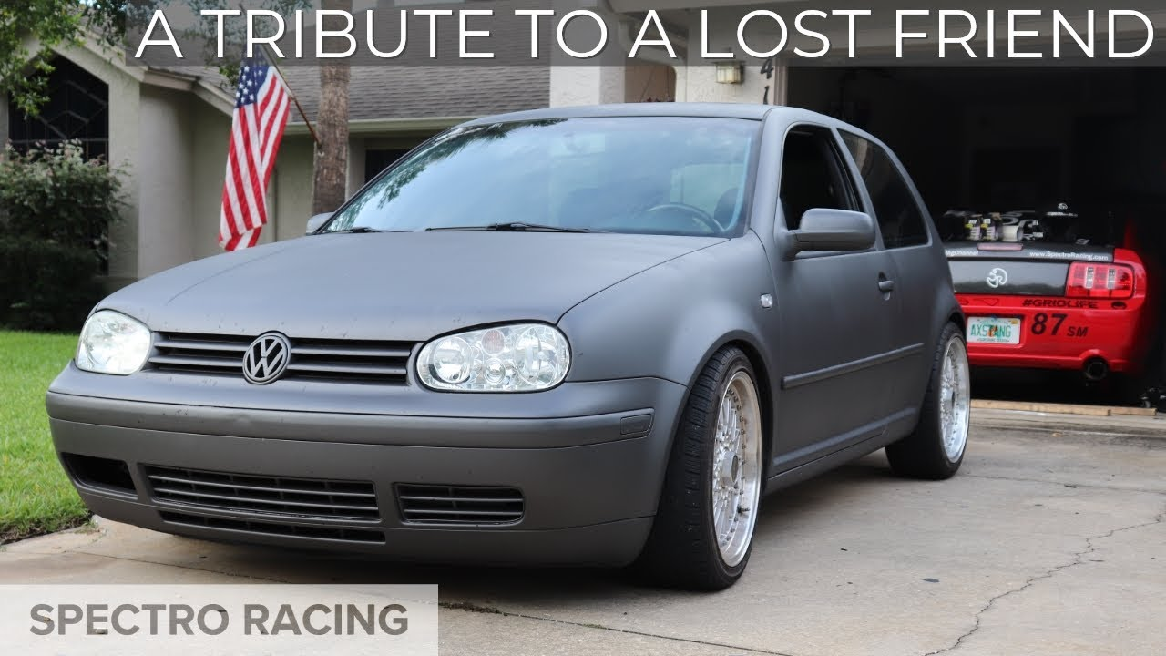 hight resolution of  gti mk4 vw