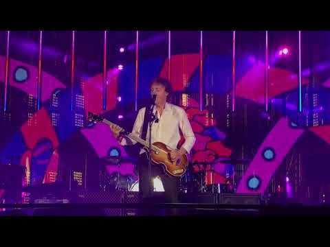 Being For The Benefit Of Mr. Kite! - Paul McCartney - Live At Mineirão 17/10/2017