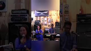 Rindu - Fryda Lucyana | Agnes Monica Cover by Variatif Musik 12 Feat Tutik Rahayu | story wa.#shorts