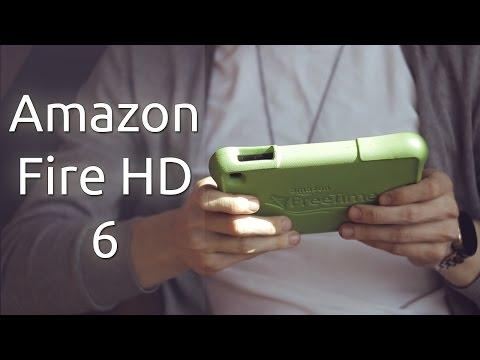 Amazon Kindle Fire HD 6 review română