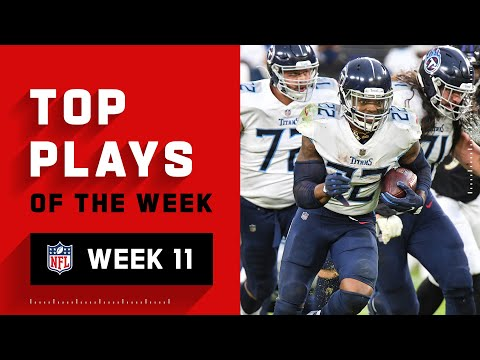 Top Plays from Week 11 | NFL 2020 Highlights