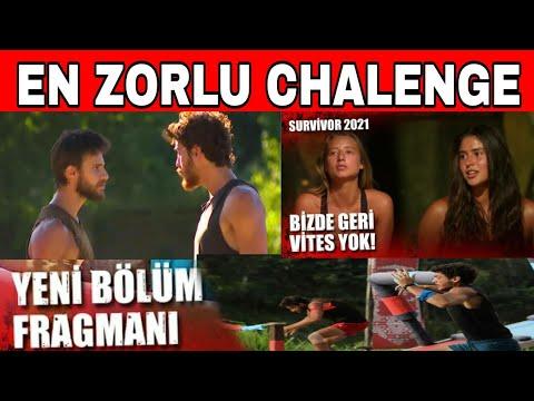 Survivor Yeni Bölüm Fragmanı Batuhan Poyraz Aleyna Ayşe Challenge Kim Kazandı!