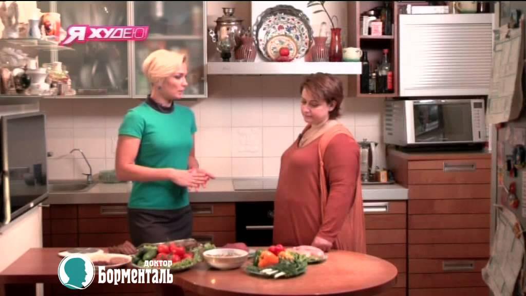 Салат из курицы с маринованными шампиньонами