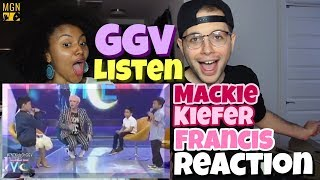 GGV: Mackie Empuerto, Kiefer Sanchez & Francis Conception Sing Beyonce's - Listen | REACTION