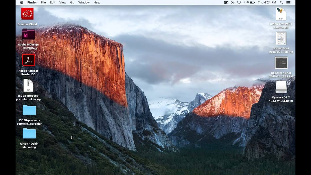 Installing Mac drivers for Kyocera TaskAlfa MFP