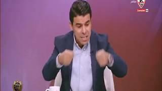 رد خالد الغندور على مصطفى يونس وشريف عبدالمنعم - زملكاوي