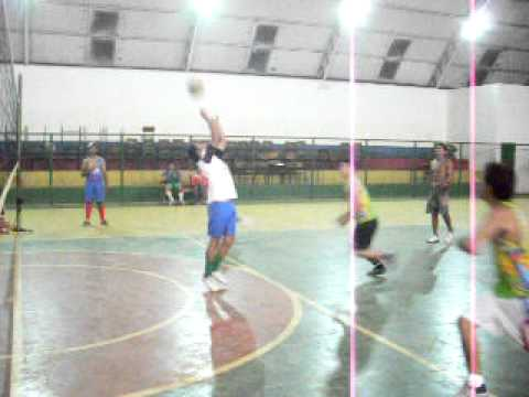Desafio de voley 3 vs 6