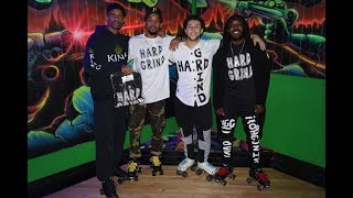 Hard Grind Streetwear x Skate N Fun Zone Recap