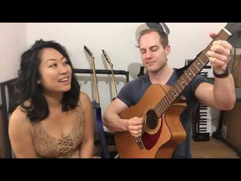 Put Your Records On  Corinne Bailey Rae Cover by Angelica Ng & Derek Doepker