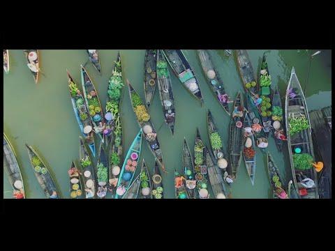 PRIAMALAS Visit Banjarmasin - Kota Seribu Sungai dengan Pasar Terapung