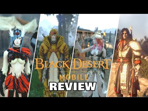 Black Desert Mobile Review. Is It Worth Playing?