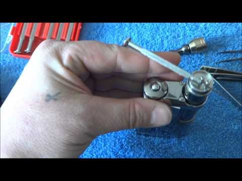Micro Coil with Cotton Wick Build Tutorial
