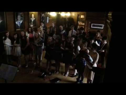 Bedstone College Choir Dinner (2013)