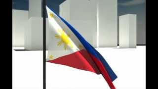 FLAG OF THE PHILIPPINES ANIMATION