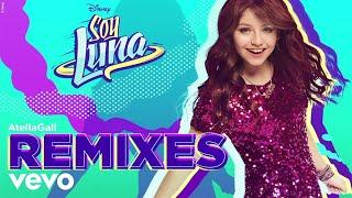 Elenco de Soy Luna - Stranger (AtellaGali Remix/Audio Only)