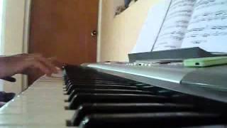 Yo no soy un Monstruo/Elvis Crespo ft Ilegales - Piano Cover (versionado por mi)
