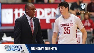 Recap: Washington State men's basketball grabs first league win in victory over California