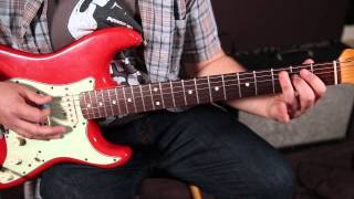 "Eric Clapton Style Country Blues Progression ""Lay Down Sally"" Inspired"