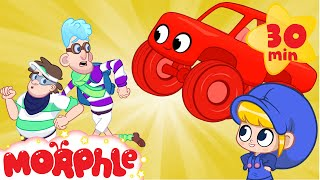 The Bandits Truck Chase - Mila and Morphle | Cartoons for Kids | Morphle TV