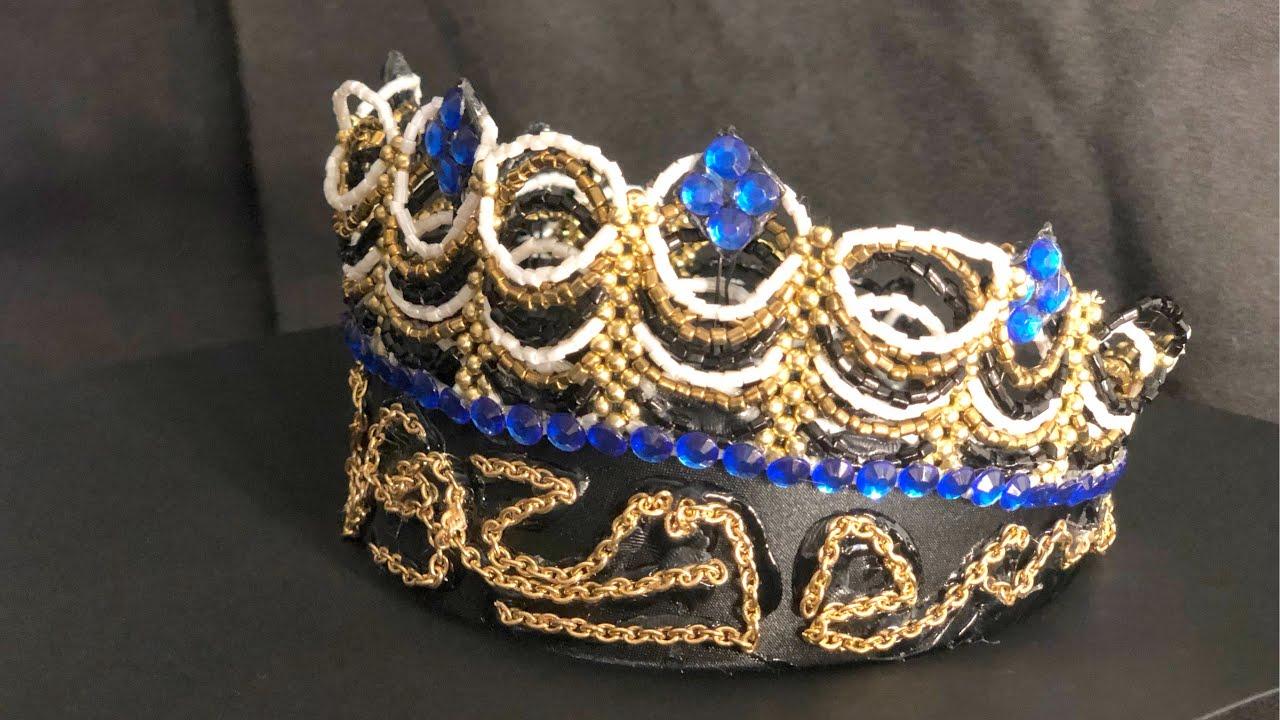 Diy Audrey S Crown Descendants 3