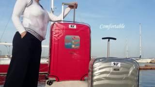 Чемодан. Чехол для чемодана. Suitcase and Case for suitcase(, 2016-05-15T17:31:50.000Z)