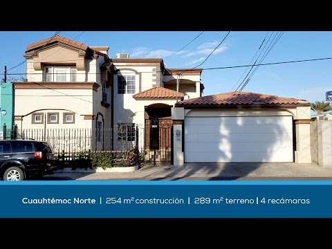 Video Tour 360 Casa en Venta en Cuauhtémoc Norte - Mexicali, B.C.