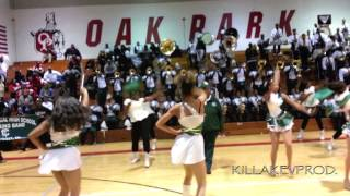 Cass Tech High School - Nobody Does It Better - 2013