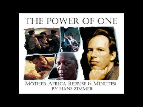 Power of One - Mother Africa Reprise Hans Zimmer